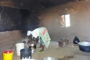 The Water Project: Malaha Primary School -  School Kitchen