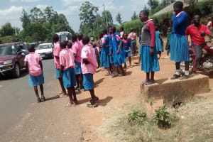 The Water Project: Virembe Primary School -  Busy Road
