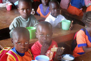 The Water Project: Essunza Primary School -  Lunch