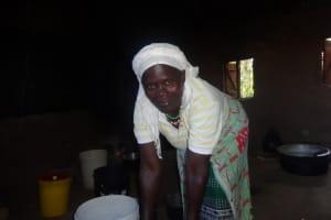 The Water Project: Malaha Primary School -  School Cook