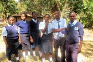 The Water Project: Ikonyero Secondary School -  School Prefects