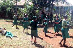 The Water Project: Kilingili Primary School -  Sick Girls