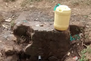 The Water Project: Virembe Primary School -  Water Source