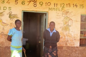 The Water Project: Essunza Primary School -  Mary Amisi And Salome Ofande Ecde Teachers