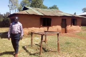 The Water Project: Kilingili Primary School -  Dish Rack