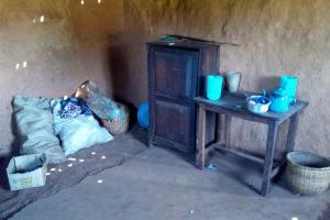 The Water Project: Kilingili Primary School -  Inside Kitchen