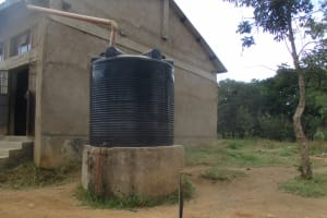 The Water Project: Ikonyero Secondary School -  Liters