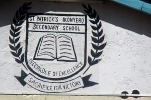 The Water Project: Ikonyero Secondary School -  School Motto