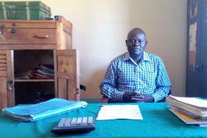 The Water Project: Kilingili Primary School -  Headteacher