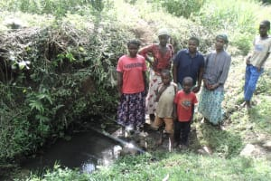 The Water Project:  Community Water Source