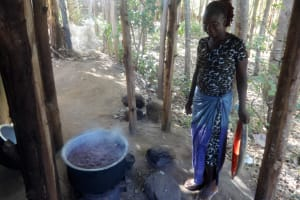 The Water Project: Compassion Primary School -  School Cook