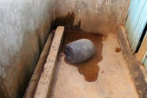 The Water Project: Ikonyero Secondary School -  Urinal