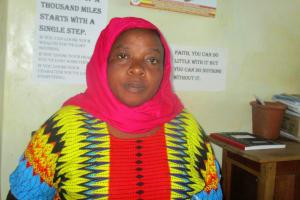 The Water Project: Friends Makuchi Secondary School -  Mrs Leonida Vuguza School Accounts Clerk