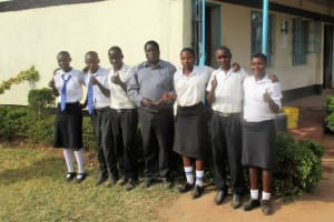 The Water Project: Bumira Secondary School -  Students
