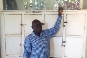 The Water Project: Kilingili Primary School -  School Achievements