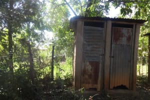 The Water Project: Malaha Primary School -  Latrines