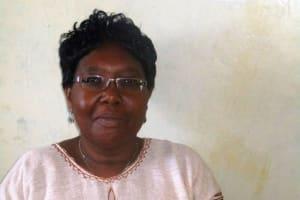 The Water Project: Friends Makuchi Secondary School -  Alice Mugodo School Principal