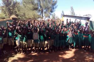 The Water Project: Kilingili Primary School -  Students