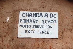 The Water Project: ADC Chanda Primary School -  School Motto