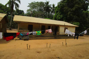 The Water Project: Mapeh Community -  Household