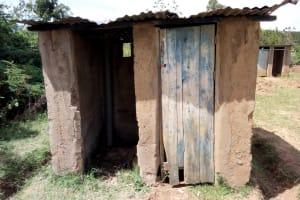 The Water Project: Kakubudu Primary School -  Latrines