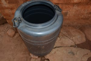 The Water Project: Mbuuni Community -  Water Storage