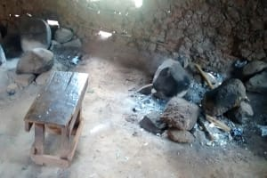 The Water Project: ADC Chanda Primary School -  Inside Kitchen