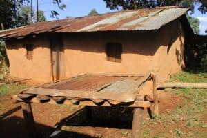 The Water Project: Ebusiloli Primary School -  Kitchen