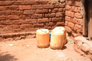 The Water Project: Katitu Community -  Water Containers