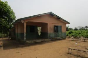 The Water Project: DEC Primary School -  Teachers Quarters
