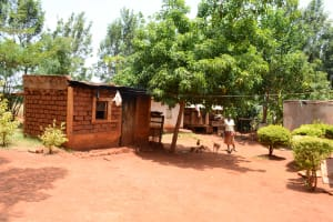 The Water Project: Mbuuni Community -  Household