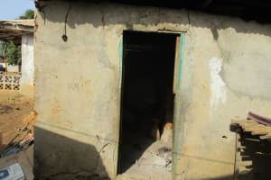 The Water Project: Victory Evangelical Church -  Kitchen