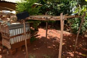 The Water Project: Mbuuni Community -  Dish Rack