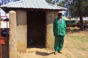 The Water Project: Kalenda Primary School -  School Watchman