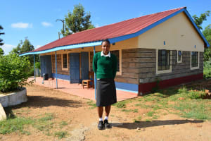 The Water Project: AIC Mutulani Secondary School -  Student Judith Mutunga