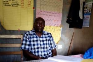 The Water Project: Kakubudu Primary School -  Headteacher