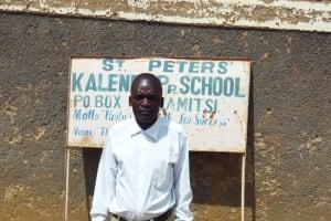 The Water Project: Kalenda Primary School -  Deputy Headteacher