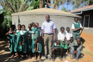 The Water Project: Mulundu Primary School -
