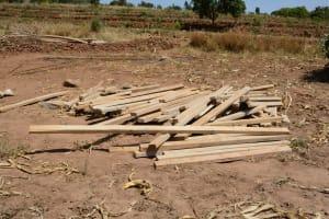The Water Project: Katitu Community -  Sand Dam Construction