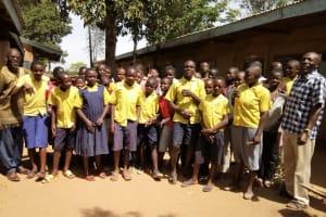 The Water Project: Kakubudu Primary School -  Group Picture
