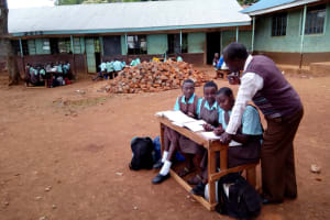 The Water Project: Walodeya Primary School -  Group Discussions