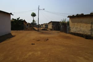 The Water Project: Tintafor, Police Barracks C-Line Community -  Police Quarter