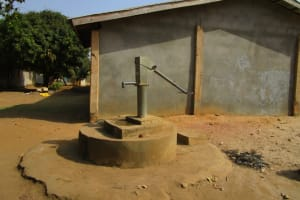 The Water Project: Victory Evangelical Church -  Dry Well