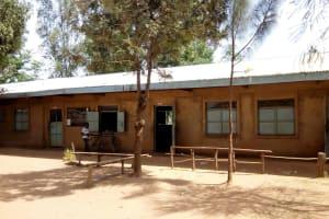 The Water Project: Kakubudu Primary School -  Classrooms