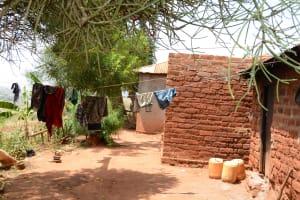 The Water Project: Katitu Community -  Clothesline