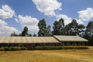 The Water Project: Kapchemoywo Girls Secondary School -  School Compound