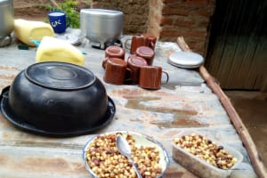 The Water Project: Kakubudu Primary School -  Dish Rack