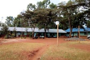 The Water Project: Walodeya Primary School -  School Copmound