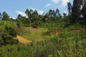 The Water Project: Emarembwa Community, Nyangweso Spring -  Community Landscape