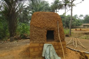 The Water Project: Petifu Junction Community -  Oven For Baking